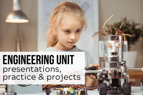 engineering unit plan guide