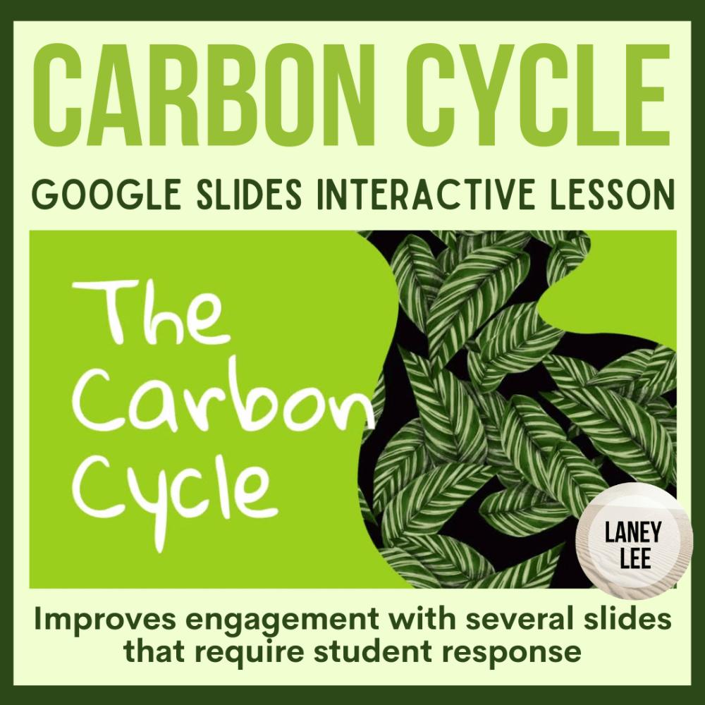 carbon cycle presentation google slides carbon cycle presentation