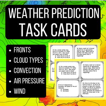 weather prediction practice