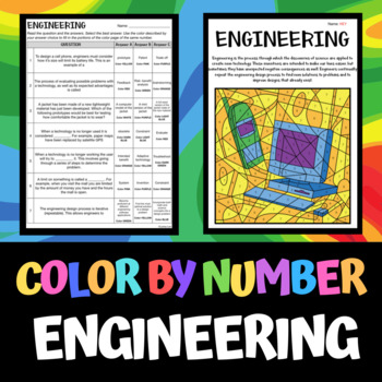 color by number engineering