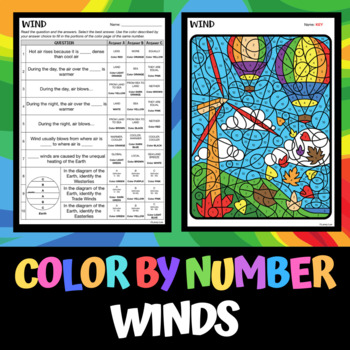 color by number wind