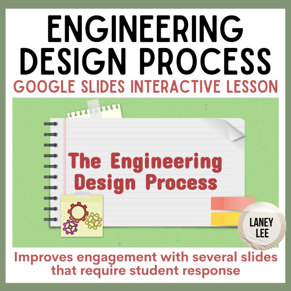 engineering design process presentation
