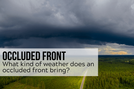 occluded front weather