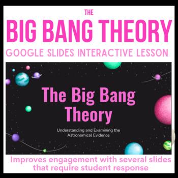 big bang theory google slides presentation