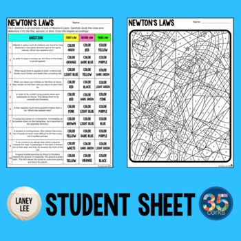 newtons laws worksheet pdf